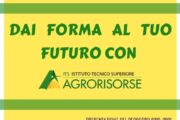 PARTEIPA ALL'OPEN DAY DI PRESENTAZIONE DELL'ITS 2019-2021